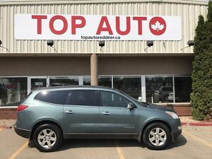 2009 Chevrolet Traverse LT Third row! Loaded