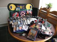 PS2 and large selection of games and accessories