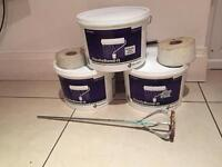 thistle bond it 3 ten litres buckets for sale £80