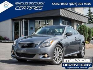 2012 Infiniti G37X PREMIUM**CONDITION SHOWROOM**