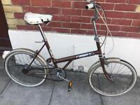 Raleigh 20 shopper bike