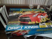 scalextric drift kings