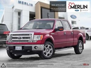 2014 Ford F-150 XLT PST PAID