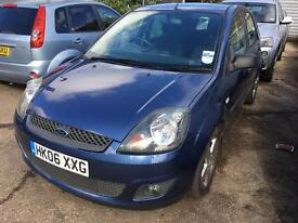 2006 Ford Fiesta 1.4 Zetec Climate 5 Door Full Service History Just Arrived!