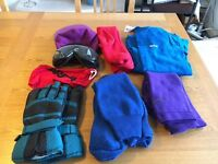 Mens Skiing Accessory Bundle