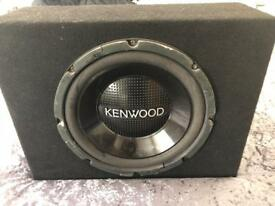 Kenwood sub