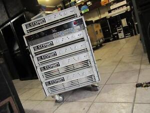 crown macrotech series 5000  vz
