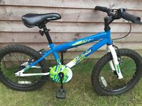"Apollo Outrage Boys Bike 18"" Wheels/ V-brakes/ Steel frame"