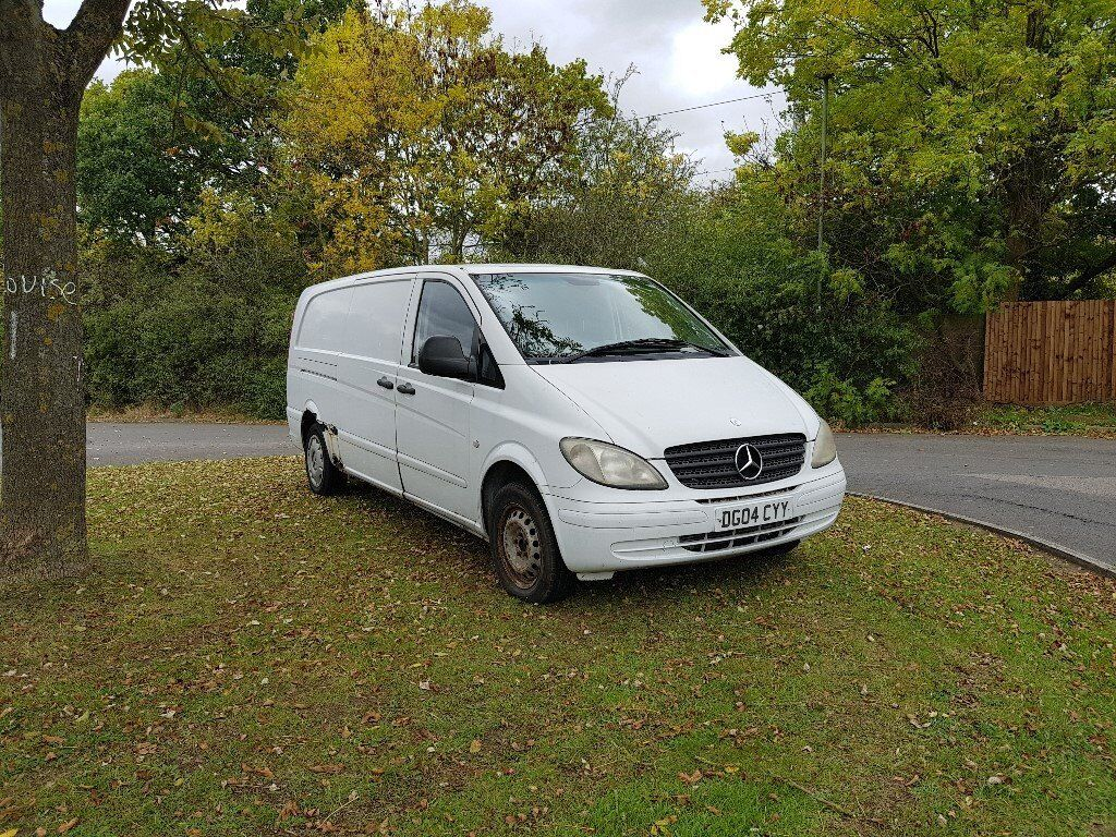 2004 mercedes vito 220 6 speed gearbox  in Edgware London  Gumtree