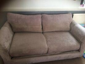 2 seater sofa An chair