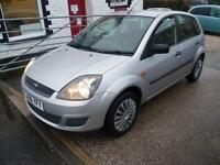 FORD FIESTA 1.4 TDCi Style (silver) 2006