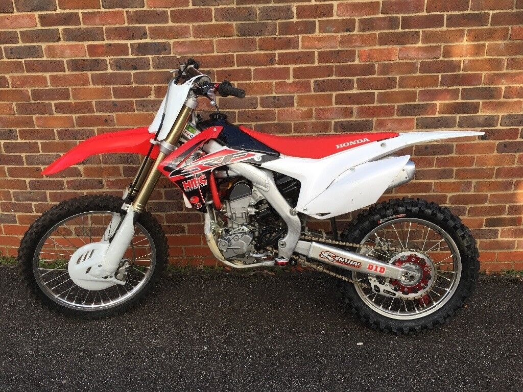 Crf 250 2014 mint bike runs and rides spot on
