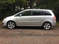 2006 Vauxhall Zafira (7 seats) 1.8 SRI Petrol Manual (MOT till 20th July 2018)
