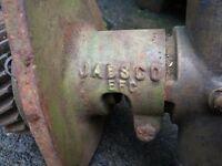 Jabsco boat engine water pump