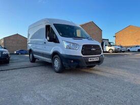 Ford, TRANSIT, Panel Van, 2014, Manual, 2198 (cc)
