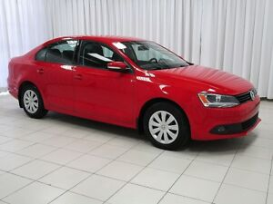 2014 Volkswagen Jetta TDI Diesel! 6-Speed! Heated Seats, Satelli