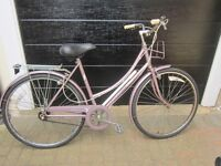 Ladies Cycle Raleigh Caprice