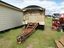 1996 Shephard Tipper Trailer Inverell Inverell Area Preview
