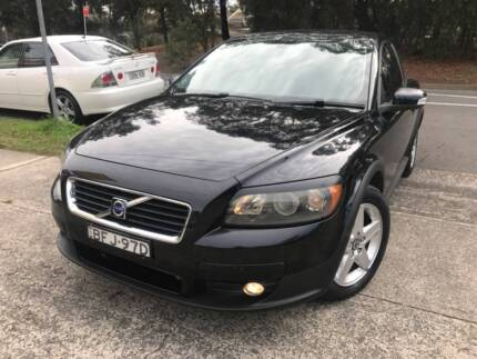TURBO DIESEL 2008 Volvo C30 Sports Hatch S40 Mags LONG REGO 2Keys