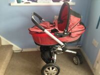 Quinny buzz pram pushchair