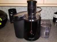 Andrew James 850W Whole Fruit Power Juicer