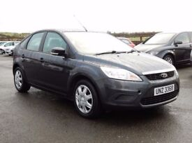 2010 ford focus (face lift) 1.6 petrol style only 79000 miles, motd april 2018