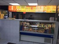 Pizza + Kebab shop lease for sale