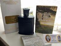 New Creed Green Irish Tweed perfume 120ml