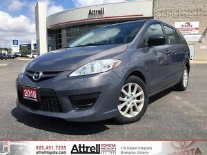 2010 Mazda Mazda5. Keyless Entry, Cruise Control, AUX input