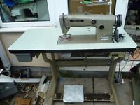 BROTHER Industrial sewing machine Model DB2-B755-3