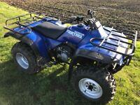 Honda Fourtrax 4X4 Quad ATV ** Serviced, NEW Tyres + Battery **