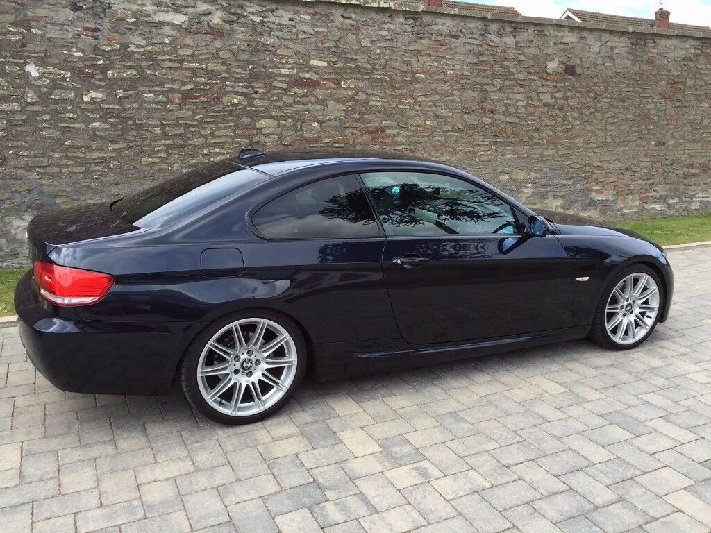 BMW 3 Series 3.0 325i M Sport 2dr - FSH - SAT NAV - Huge Spec, £1,000s spent on extras