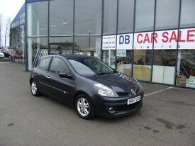 2007 57 RENAULT CLIO 1.4 DYNAMIQUE 16V 3D 98 BHP **** GUARANTEED FINANCE ****