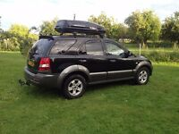 kia sorento 2.5 CDRI 7 seater good family 4x4