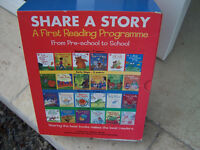 Share A Story 23 Childrens story books age Preschool onwards