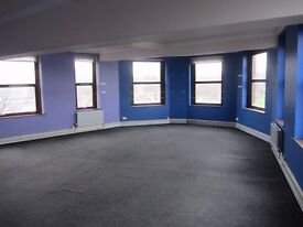 Huge Office or Studio in Creative Building | Natural Light | Monthly Rolling Contract | 201