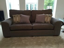 Sofa - 3 seater, 2 seater and chair