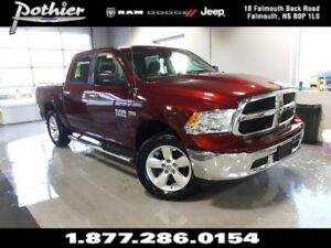 2017 Ram 1500 SLT | HEATED MIRRORS | UCONNECT | KEYLESS |