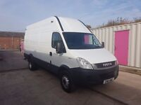 IVECO DAILY 70C17 3.0L LWB TWIN WHEELER EXTRA HIGH TOP 2011REG FOR SALE