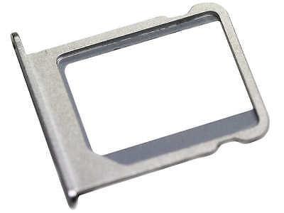 SIM Halter für Apple iPhone 4 4S Silber SIM Karten Schlitten Tray Card Holder Sc (Apple Iphone 4 Sim Card Tray)