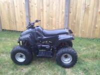100cc Dinli quad