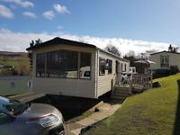 Private sale ABI Malvern Sited static caravan DG CH, 12 month season Co Durham, Stanhope, Wolsingham