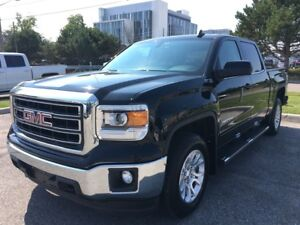 2015 GMC Sierra 1500 SLE 4WD Short Box Crew Cab Bluetooth Assist