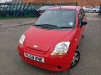 CHEVROLET MATIZ 0.8ltr_4dr *** 12 MONTHS MOT - HPI CLEAR- DELIVERY AVAILABLE ***