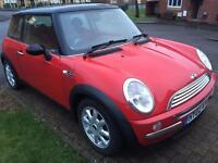 Mini Mini Cooper red new mot fun nippy car £1475