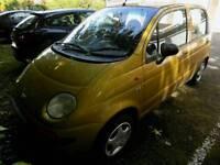 Matiz SE 1999 0.8 petrol