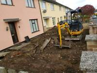 RAPID DRIVES & PAVING. Garden services/landscaping