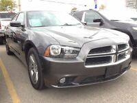 2014 Dodge Charger **POWER SUNROOF**HEATED FRONT SEATS**8.4 TOUC