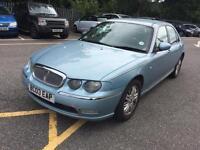 Rover 75. Auto. Mot. TAX. Bmw Engine 2003 Warranty