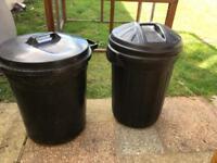 Garden bins